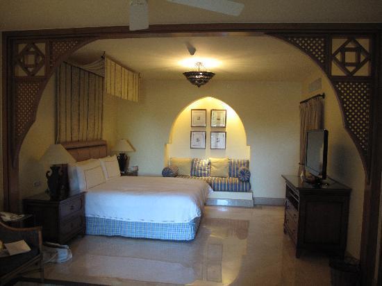 Four Seasons Resort Sharm El Sheikh : Standard superior room