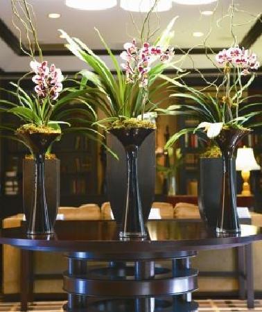 Holiday Inn Las Colinas: Lobby