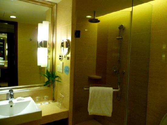 Crown Plaza: bathroom