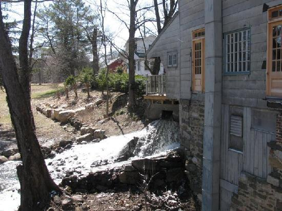 TuthillHouse at the Mill: Water