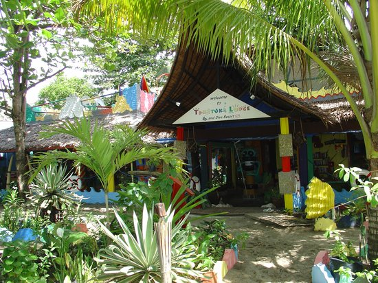 Takatuka Beach and Dive Resort: Welcome to Takatuka Lodge