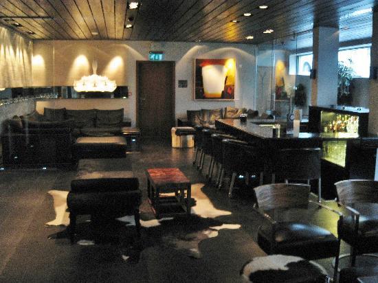 CenterHotel Thingholt : Lounge/bar