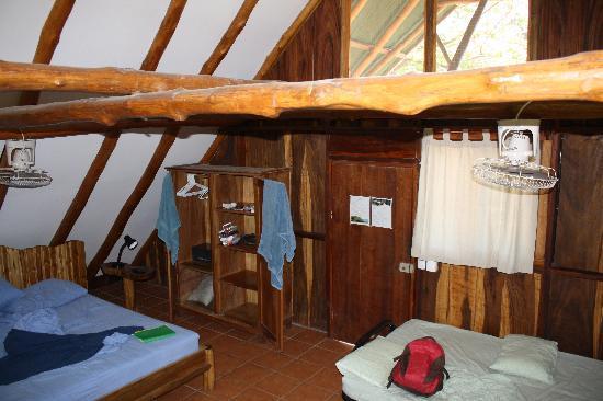 Hotel Entre Dos Aguas: Tretop suite