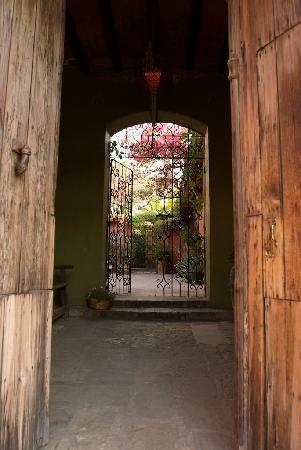 Hostal Casa del Sol Oaxaca : transportate al pasado colonial en esta hostal