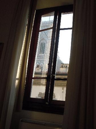Al Duomo: Vista Campanile Giotto dalla Stanza