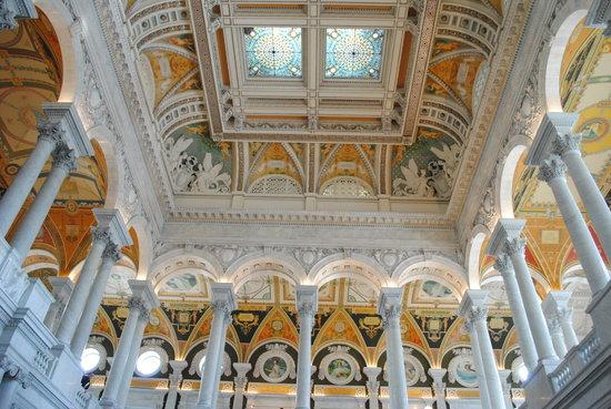 Bibliothèque du Congrès : CEILING