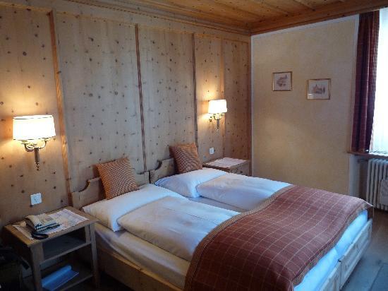 Hotel Albris: notre chambre