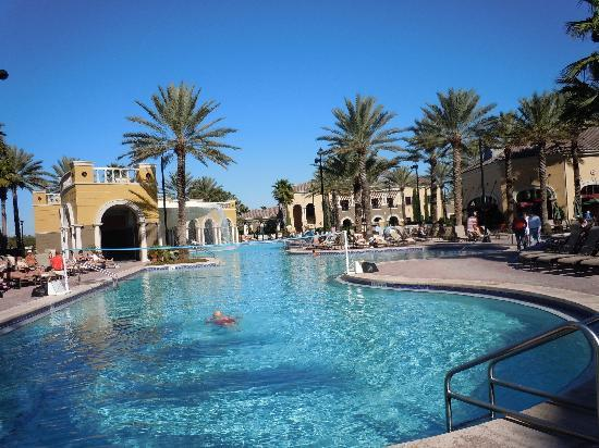 Hilton Grand Vacations at Tuscany Village: Main Pool