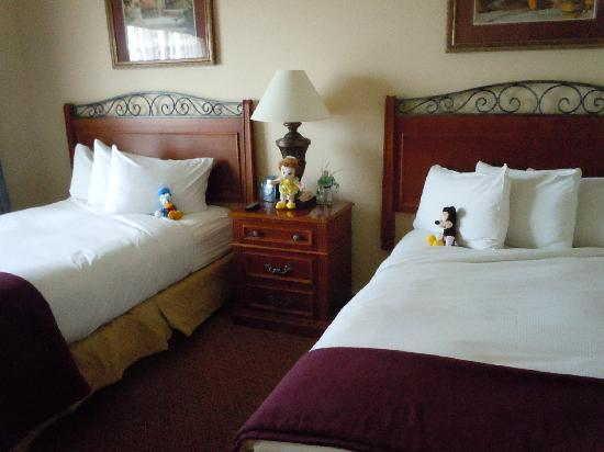 Hilton Grand Vacations at Tuscany Village : Guest BR