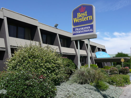 Best Western Frankston International Motel
