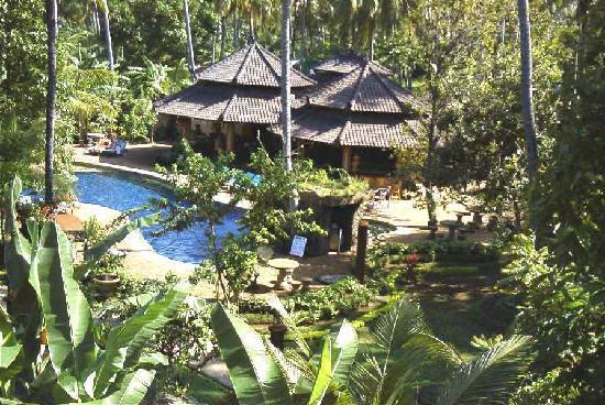 Rambutan Boutique Hotel: Main Pool