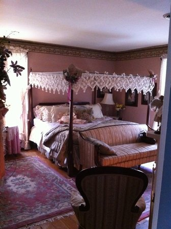 Edgewood Plantation : Lizzie's Room