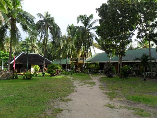 Dumaluan Beach Resort: Hotel rooms