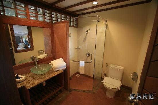 Turi Beach Resort: Nice toilet