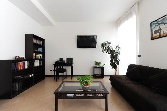 Corvetto Residence Porto Di Mare: La sala relax, dopo una giornata impegnativa, perchè non cimentarsi in una partita a scacchi o d