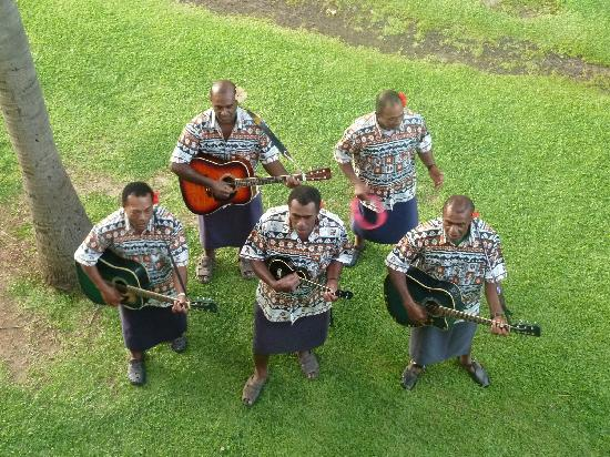 Wyndham Resort Denarau Island : The nightly entertainment
