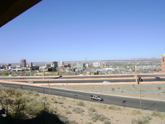 Howard Johnson Albuquerque Midtown: View.