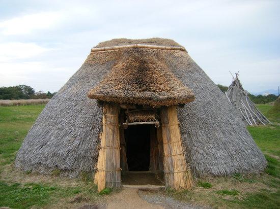 Sannai-Maruyama Ruins: ECO