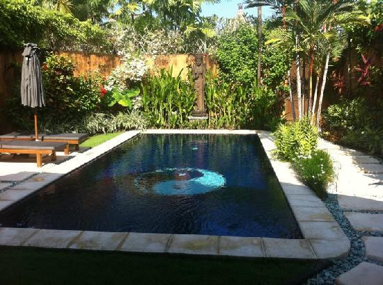 The Villas Bali Hotel & Spa: Your own Private Pool :) Was fantastic :)