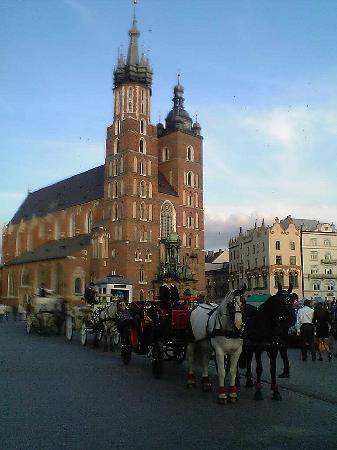 Krakow, Poland: 教会