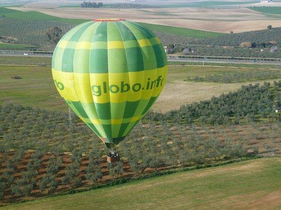 Green Aerostacion: EL VUELO