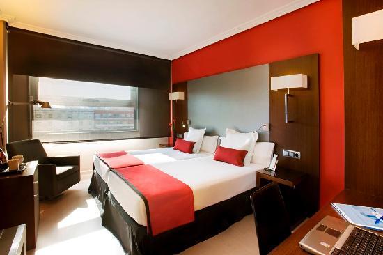 H10 Itaca Hotel: habitación superior