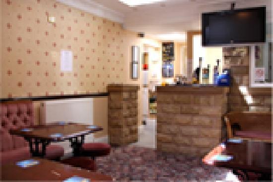 Mansfield Lodge Hotel: Bar