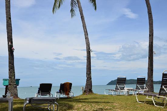 The Frangipani Langkawi Resort & Spa : пляж отеля