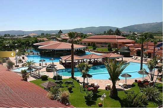 O Alambique de Ouro Hotel Resort & Spa : room view