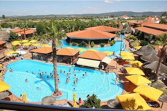 O Alambique de Ouro Hotel Resort & Spa : room view 2