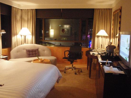 ウエスティン チョースン ホテル ソウル, 11階のコーナールーム