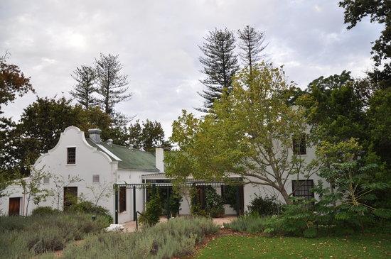Constantia Uitsig Wine Estate
