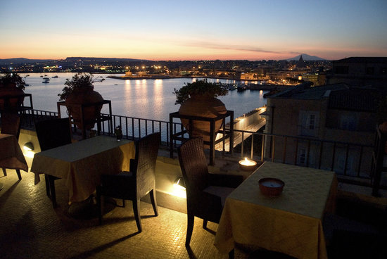 Des Etrangers Hotel & Spa: Restaurant