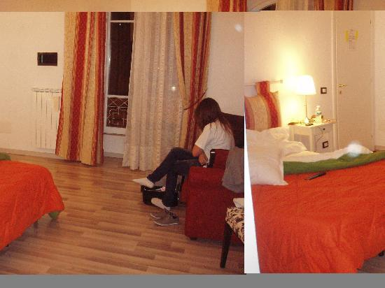 55 Inn : unser Zimmer