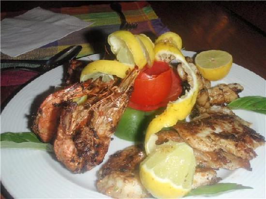 Logaina Sharm Resort: very good food