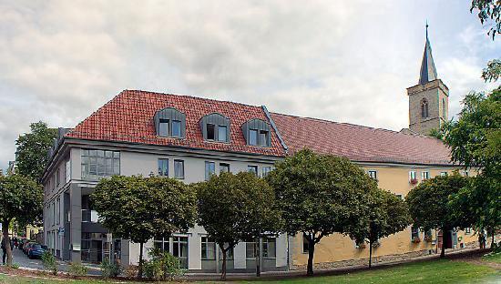 Sehr Schones Hotel In Sehenswerter Altstadt Hotel Kramerbrucke