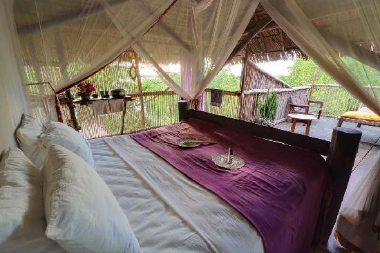 Остров Мафия, Танзания: Chole Mjini Lodge room