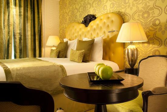 Hotel le Petit Paris: Chambre Deluxe Double