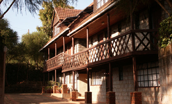 Kikuyu Lodge Hotel & Safaris: Kikuyu Lodge Hotel