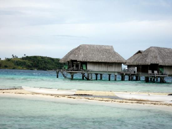 Sofitel Bora Bora Marara Beach Resort: Our bungalow- fab!