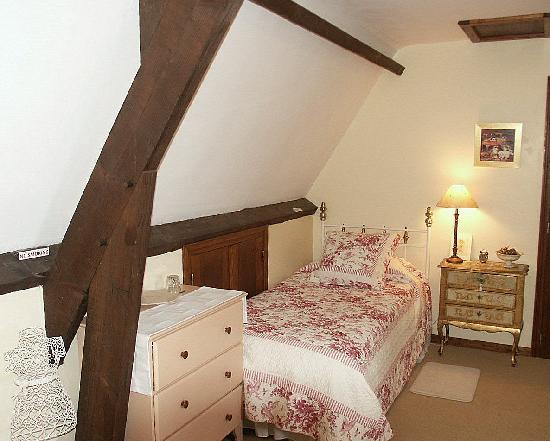 La Cachette : Additional single bed in Fenelon