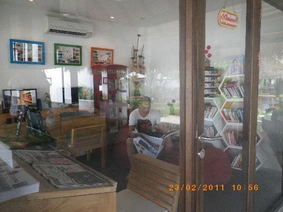 ميموسا ريزورت آند سبا: Business Centre which feels pleasantly at home