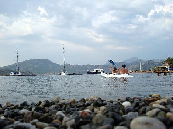 Villa Manzara : It is a yachting zone