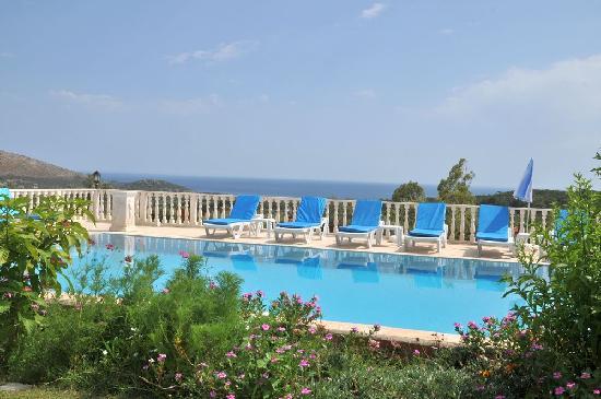 Gelemis Apart Hotel: Swimmingspool