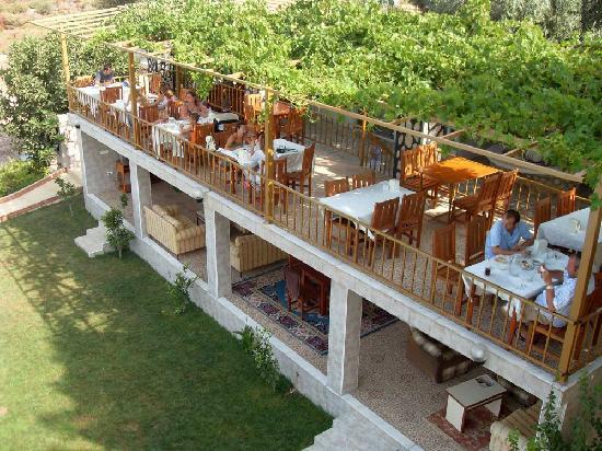 Gelemis Apart Hotel: Restaurant