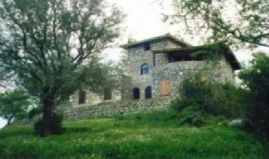 Villa Manzara : the garden
