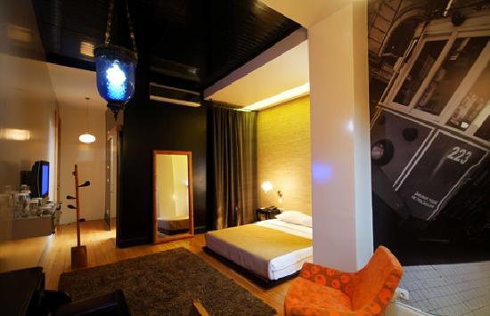 Lush Hotel Taksim: Elegance 112