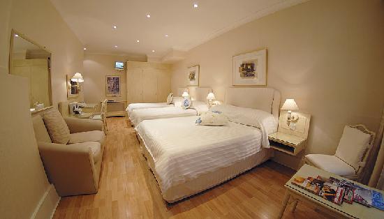 Amsterdam Hotel: Family room