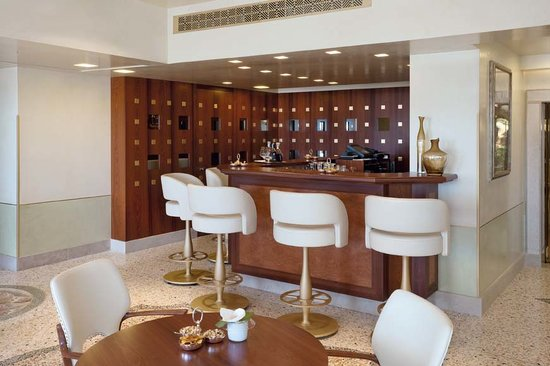 Hotel Londra Palace: Bar
