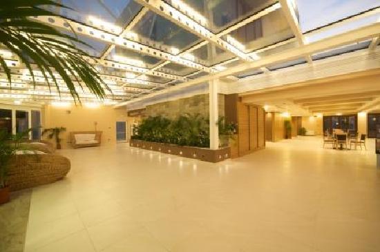 Park Hotel Marinetta: la hall